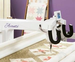 Máquinas de coser Handi Quilter: J. Pujol