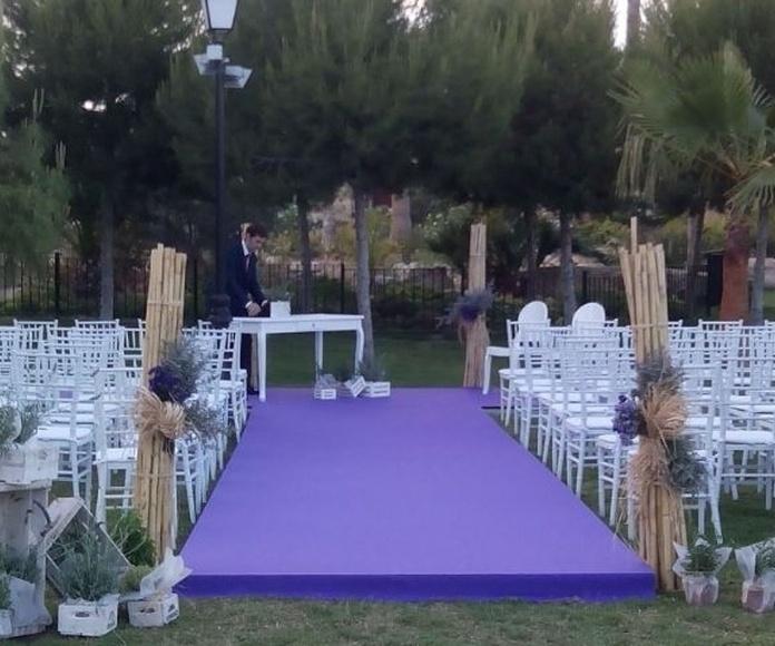 Torreta de Bayona (Mutxamel): Bodas y fincas de Fincas para bodas