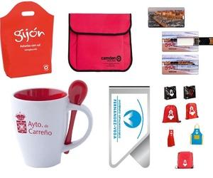 Regalos publicitarios en Asturias