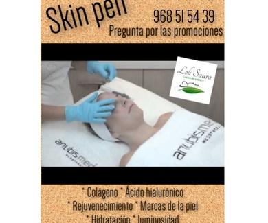 Tratamiento Skin Pen