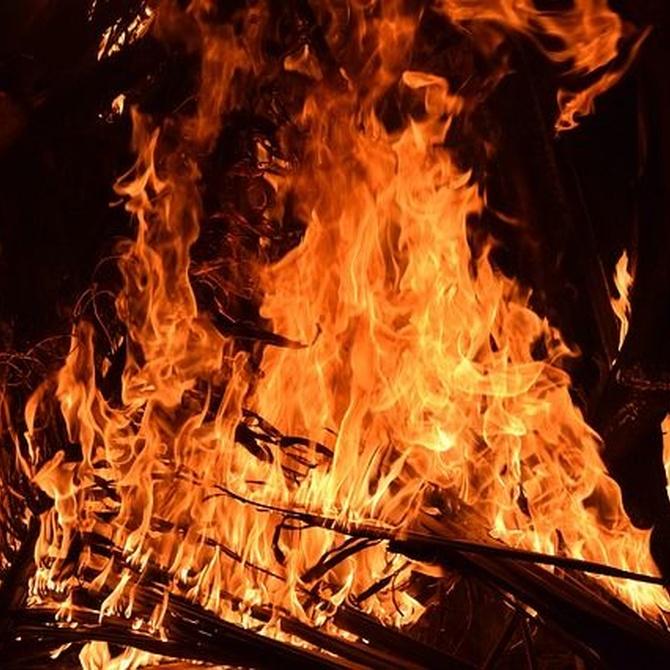 Remedios caseros para quemaduras en el entorno industrial