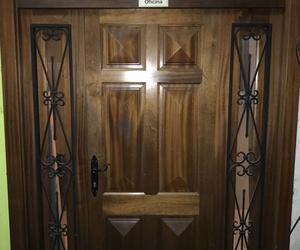 Puertas acorazadas en Santander