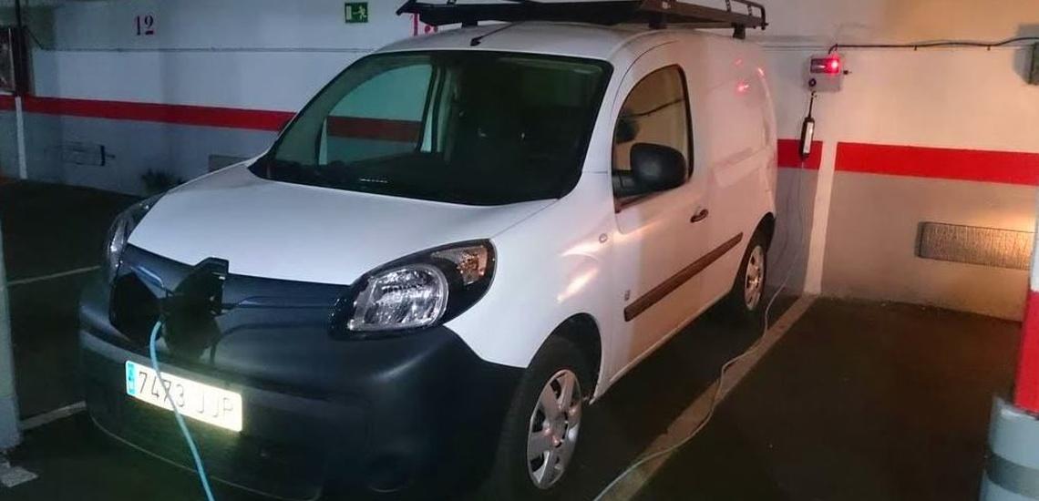 Alquiler plazas de garaje en Metro Urgel, Madrid   Garaje Cuesta