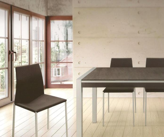 Mesas y sillas: Catálogo de Electro Cocina