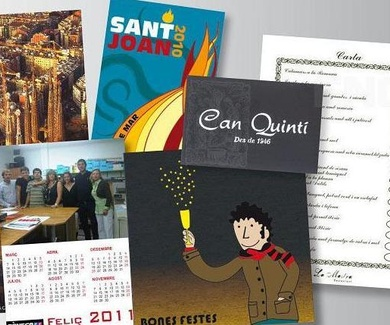 Impresión Gráfica en Eixample Barcelona