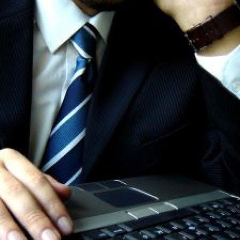 Servicios on line: Administración de fincas de Grupo F, S.L.