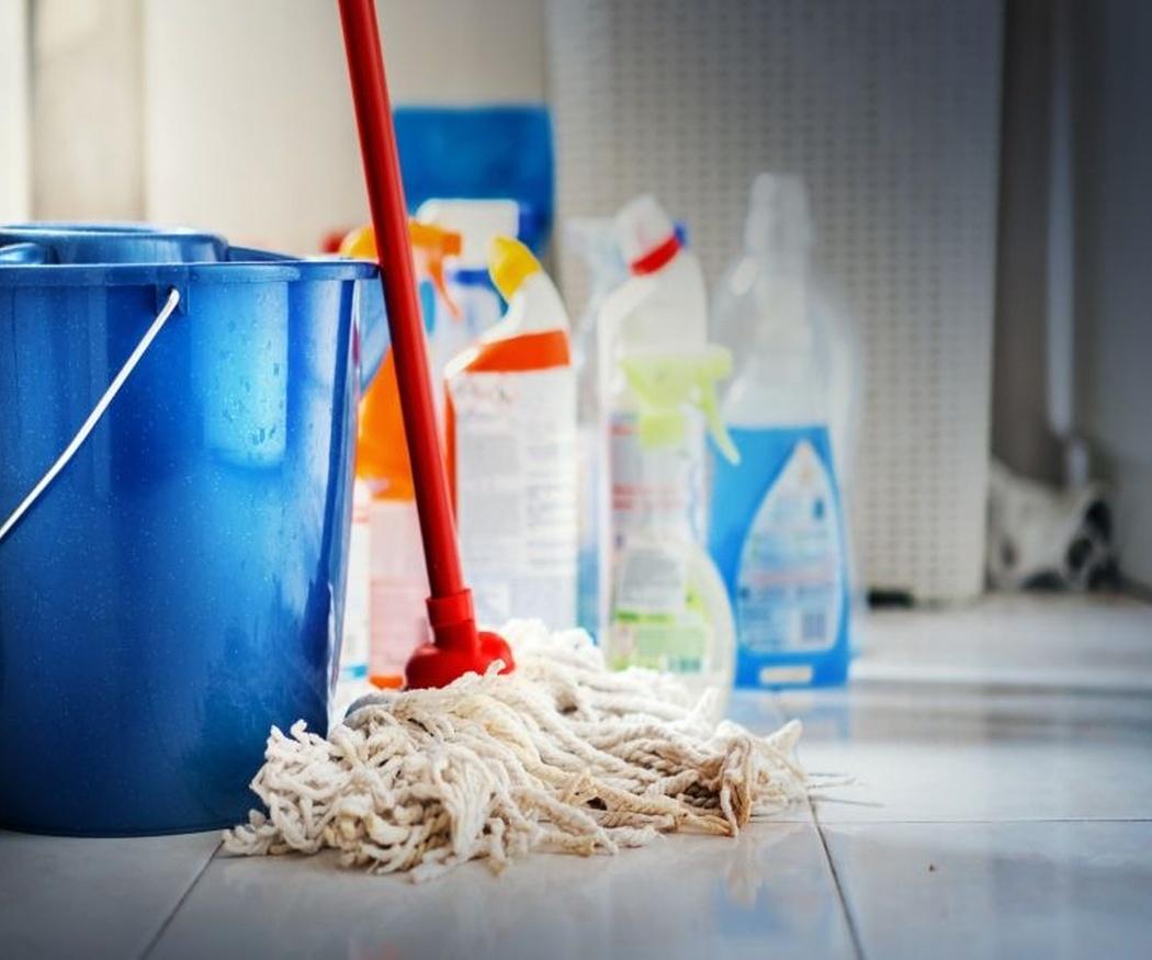 El uso del amoniaco en las tareas de limpieza