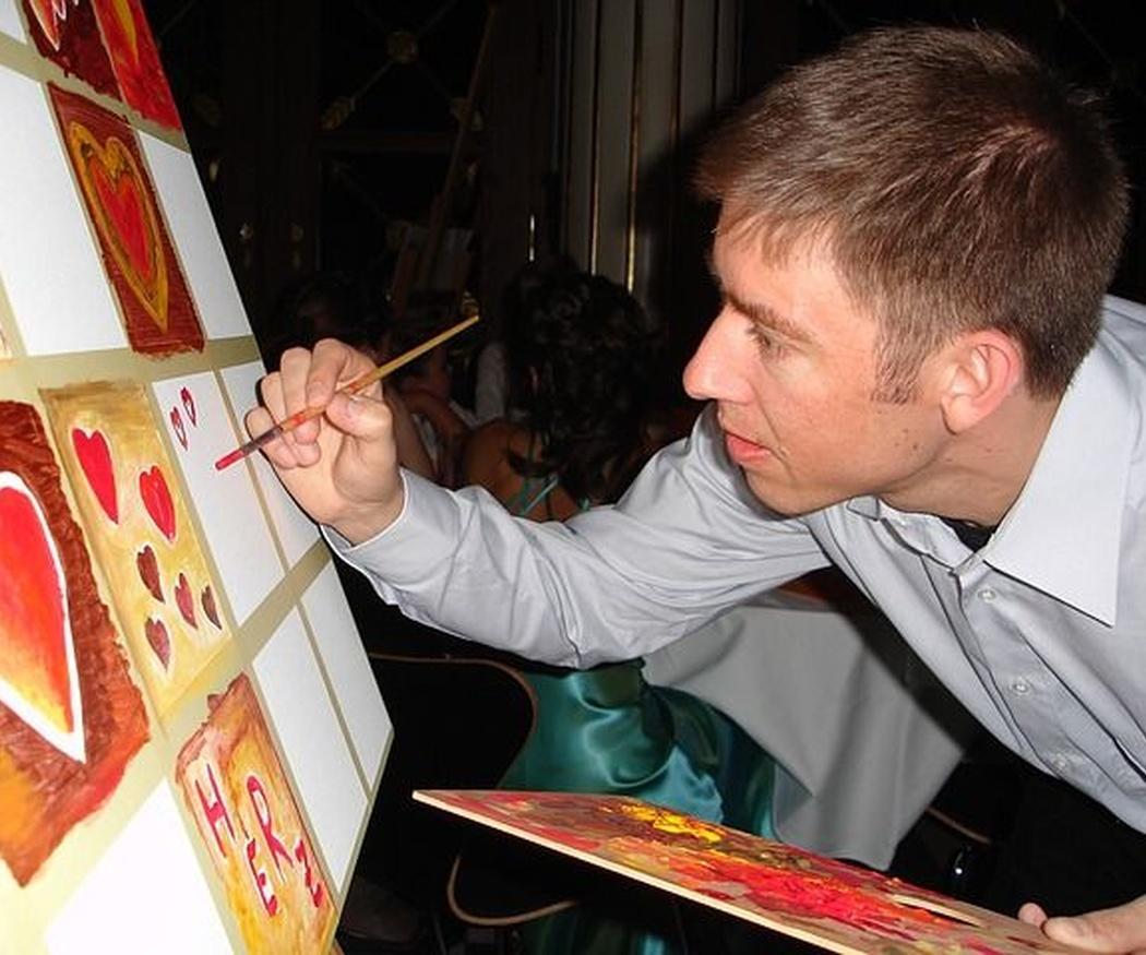 Beneficios de la pintura como terapia