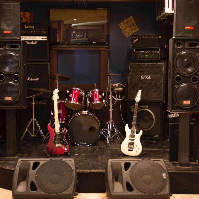 Clases de música: Servicios de Locales de Ensayo