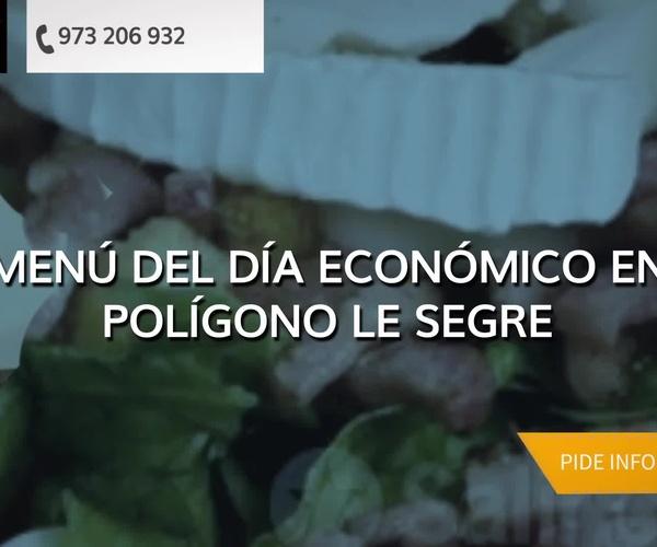 Restaurantes económicos en Lleida
