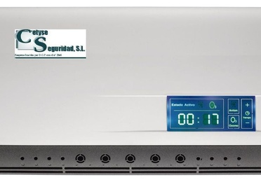 Generador de Ozono Covid 19