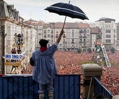 Fiestas en Vitoria La Blanca