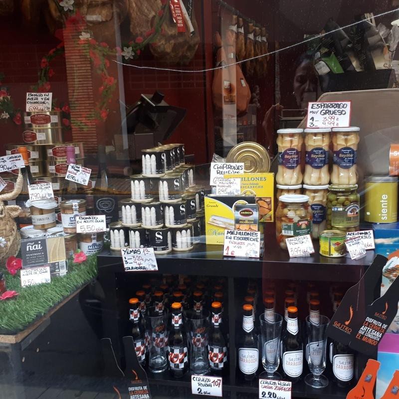 Productos gourmet: Productos y servicios de Carnicería Charcutería Valero y Marimar
