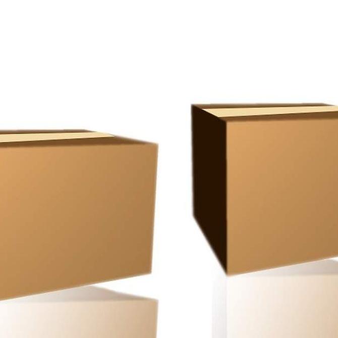 Las cajas para botellas