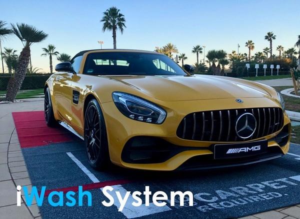 Limpieza Exterior coche Valencia: Productos de IWASH SYSTEM