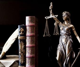 Derecho civil: Áreas de trabajo de Pedro A. Gómez Sainz, Abogado