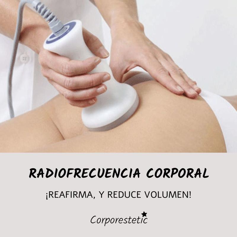 Radiofrecuencia médica: Tratamientos de Corporestetic
