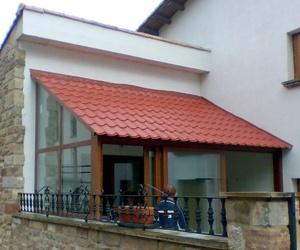 Carpintería metálica en Pamplona.
