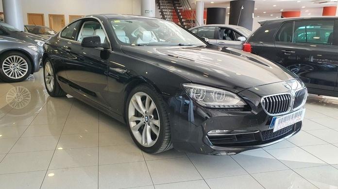 BMW 640i COUPE ¡¡IMPECABLE!!: Compra venta de coches de CODIGOCAR