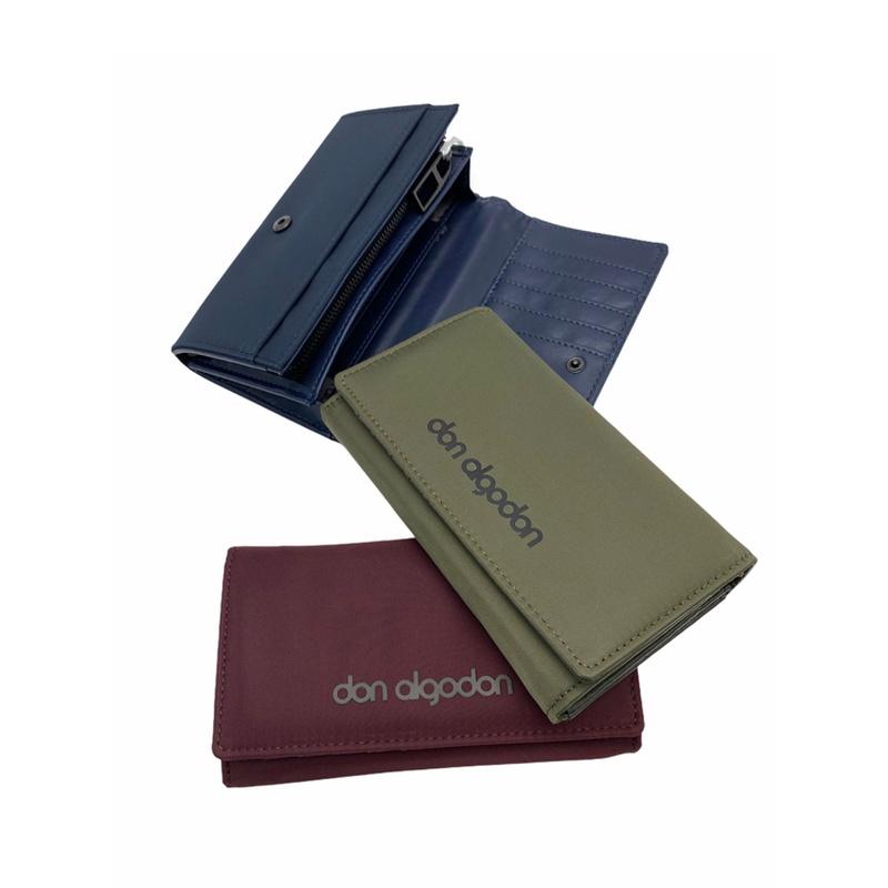 DON ALGODON, Ref.2931, billetero monedero tarjetero, precio 26,99€