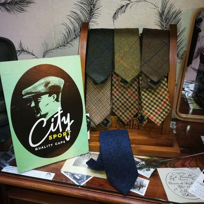Corbatas:  de Sombrerería Citysport