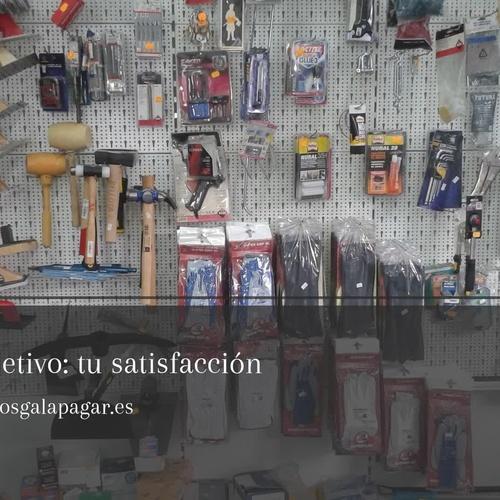 Materiales de construcción en Collado Villalba