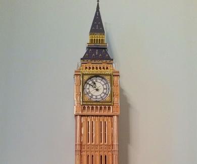 El reloj más famoso y símbolo de Londres
