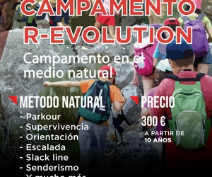 Campamento R-evolution School