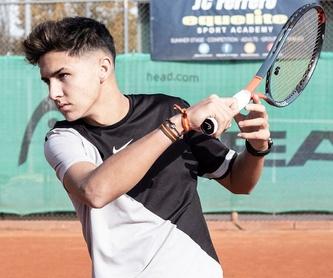 Competición U12: Programas de Equelite - Juan Carlos Ferrero Sport Academy