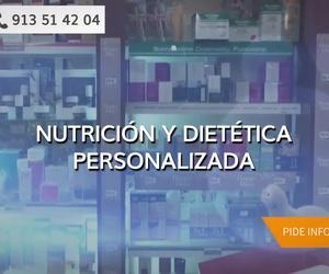 Homeopatía y naturopatía en Pozuelo de Alarcón, Madrid: Farmacia Plaza
