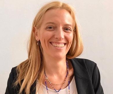 Mª José Andreu. Podóloga