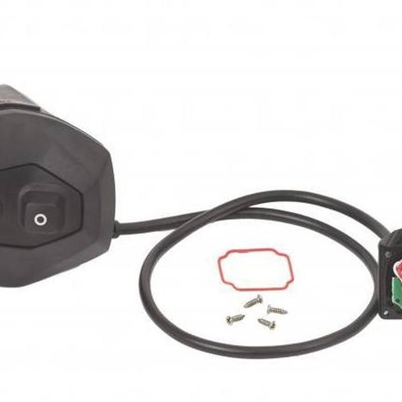 Unidad de mando Nyon, antracita: Productos de Bikes Head Store