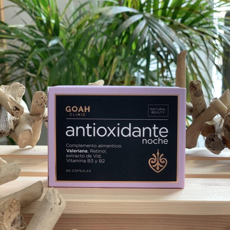 Goah Antioxidante Noche: Servicios de Farmacia Casariego