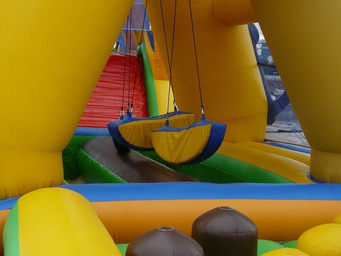Zona de niños: Productos y servicios de Centro Recreativo El Rincón del Panita