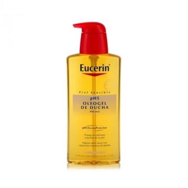 Eucerin piel sensible ph5 oleogel de ducha: Catálogo de Farmacia Las Cuevas-Mª Carmen Leyes