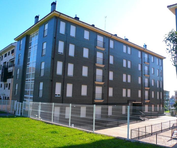 Venta Vivienda 2 ,3 dormitorios - Luanco - Construcciones Cardin y Luengo