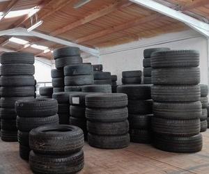 Montaje de neumáticos incluido en el precio
