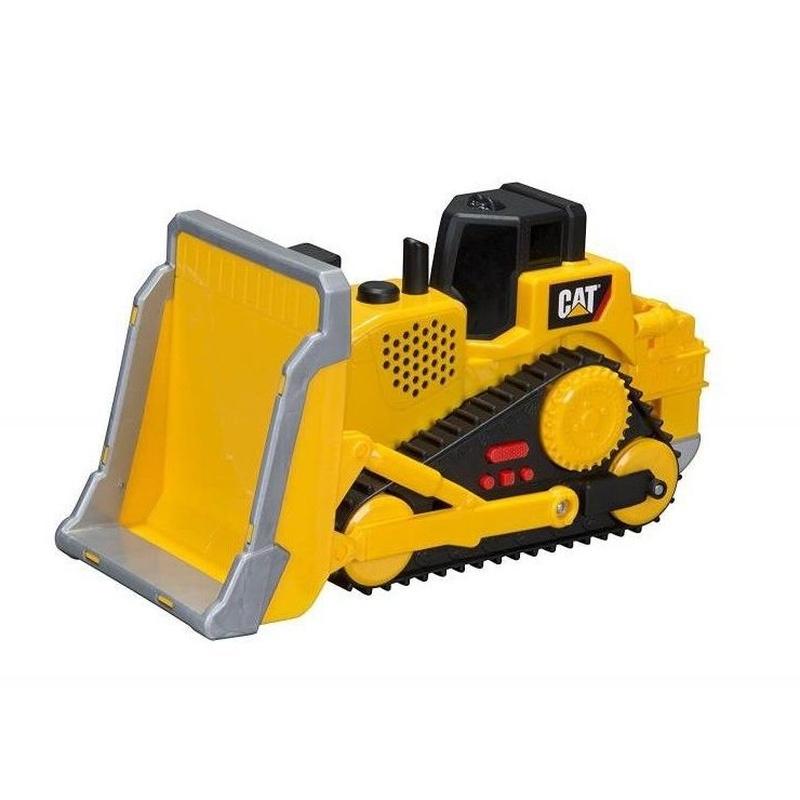 Excavadora bulldozer l&s 23 cm cat