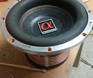 Reparación Alphasonik PSW812