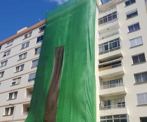 Rehabilitación de edificio en Santa Cruz