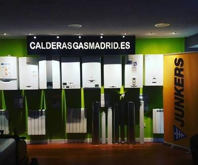 INSTALACION DE CALDERAS EN SAN AGUSTIN DE GUADALIX