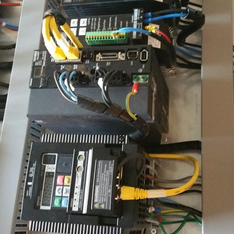 Instalaciones de sistemas de seguridad para maquinaria industrial: Servicios de FJM