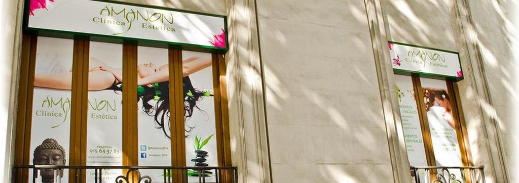 Centros de belleza y bienestar en Madrid | Ámanon Spa
