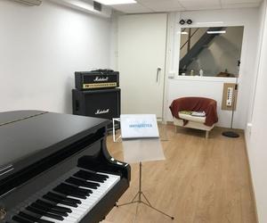 insonorización sala de piano en una vivienda