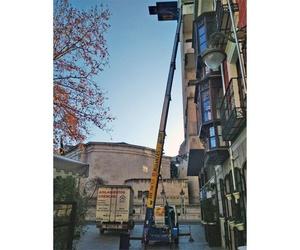 Transportes y mudanzas en Valladolid