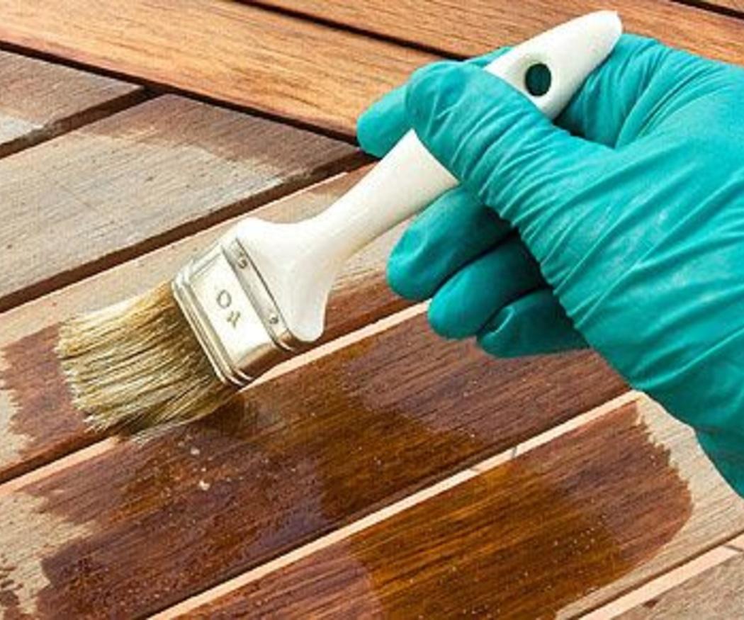 Cómo hay que proteger la madera
