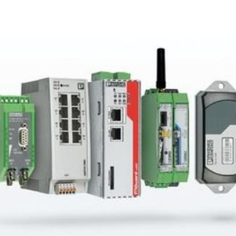 Tecnología de comunicación industrial: Productos de Phoenix Contact, S.A.U.