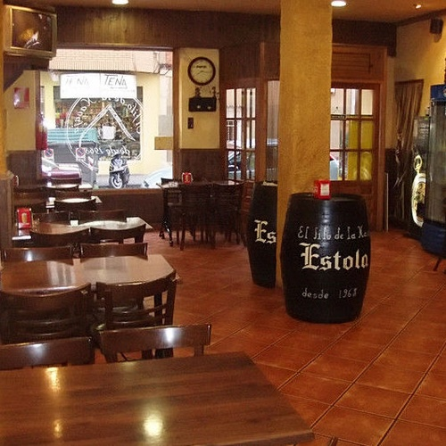 Bar de tapas en Albacete