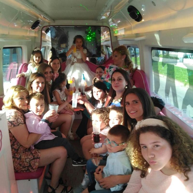Discobus Comuniones Sevilla