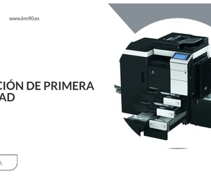 Fotocopiadoras en Vitoria-Gasteiz | KM 90 Printer Solutions, S.L.